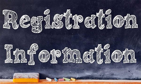 Registration and Enrollment Summer 2021