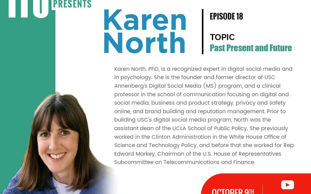 ITU Presents Episode 18 with Karen North